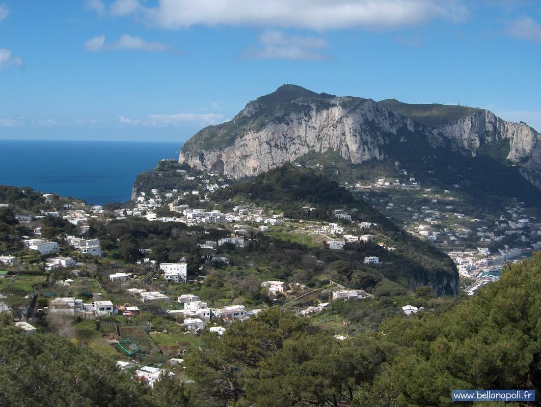 Naples To Capri >> L'île de Capri   Bella Napoli - Découverte de Naples, son histoire, sa culture