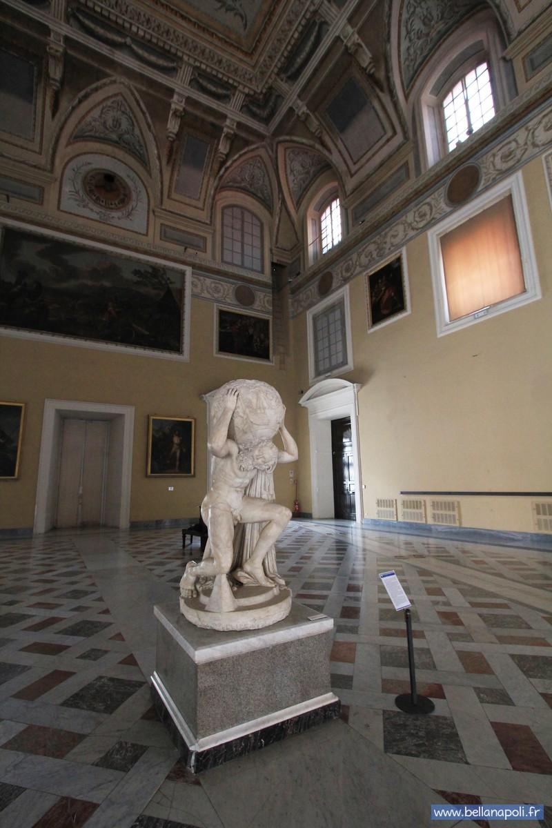 Naples To Capri >> Le Musée Archéologique National   Bella Napoli - Découverte de Naples, son histoire, sa culture
